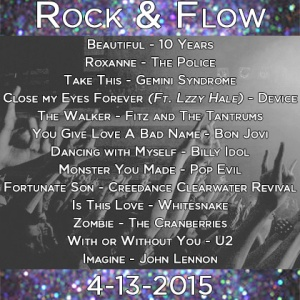 Rock and Flow 413